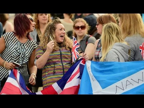 Nữ hoàng Anh lên tiếng trước việc Scotland đòi ly khai