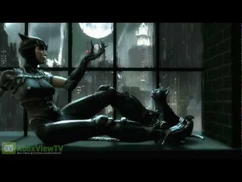 INJUSTICE Gods Among Us | Catwoman