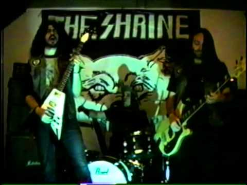 The Shrine - Wasted Prayer at Eliminator (Official Video)