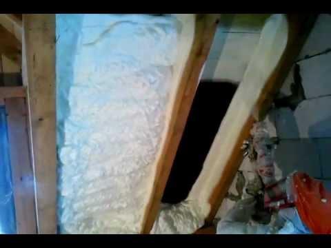 Ocieplanie,izolacja termiczna pianką