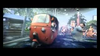 Video Inilah Film Animasi Transformers Asli Bikinan