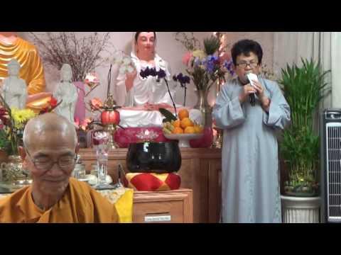 Thượng Tọa Thích Giác Đăng NPĐ Pho Quang -las vegas tháng 5-2016 Phần 1