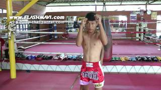 Muay Thai Learn The Fighting Stance