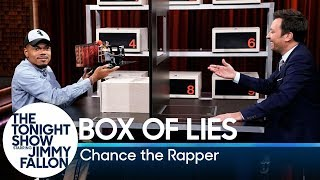 Box of Lies withChance the Rapper