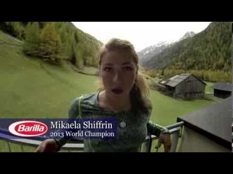 Mikaela Shiffrin in Solden, Austria