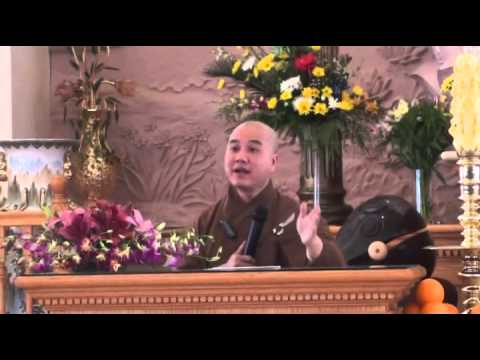 Lời Dạy Sáng Ngời - Thầy. Thích Pháp Hòa (March 24, 2013)