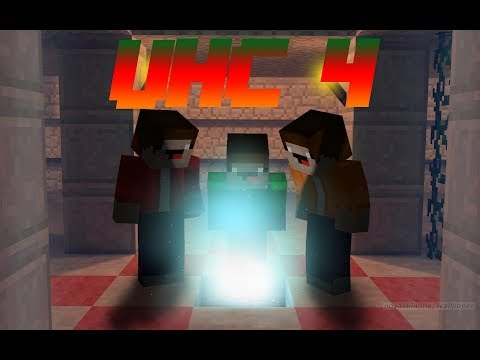 UHC #4 I MLG Water bucket in a real UHC game?