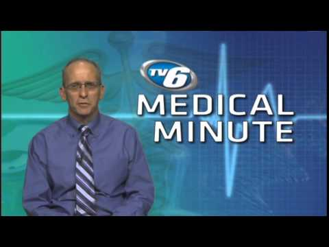 Medical Minute August 6, 2014 - Ganglion Cysts