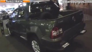 Fiat Strada Adventure 2013 Colombia Video De Carros Auto