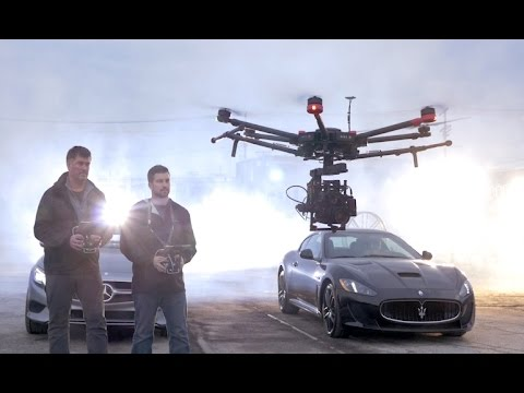 DJI M600 Matrice 600 Hexacopter