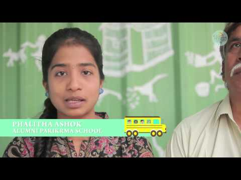 Parikrma Story - The Bridge To A Better Future