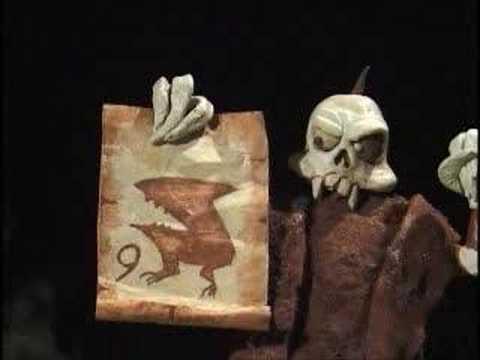 Skullmonkeys — обзор + комментарии [PS1]
