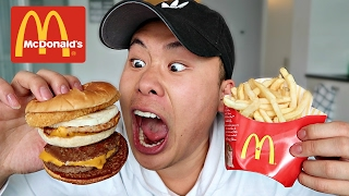 5 MCDONALD'S SECRET MENU HACK!!! (YOU'RE EATING IT WRONG)