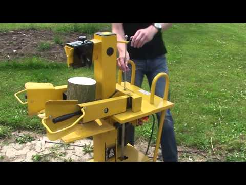 Despicator de lemne Texas Power Split 600V