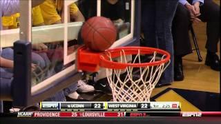 バスケットボールのフリースロー。これ10点ぐらいあげてもいいんじゃないの?