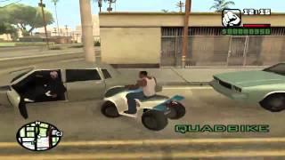 Os Melhores Truques Do GTA San Andreas