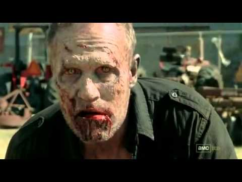 the walking dead Merle's Death