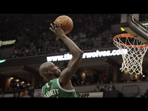 Kevin Garnett Dunks 2012/2013 - [HD]