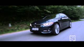 TEST BMW Seria 4 by Giurgea