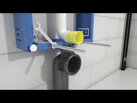 Geberit Kombifix - instalacja, montaż