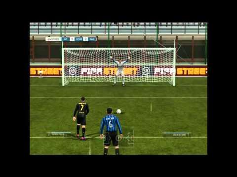 FIFA 12 | Inter de Milão v Barcelona