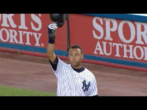 Jeter passes Gehrig's Stadium hit mark