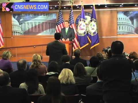 Speaker Boehner On Defunding Obamacare/ Gov't Shutdown