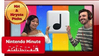 Name That Song: Nintendo Edition Part 2! – Nintendo Minute