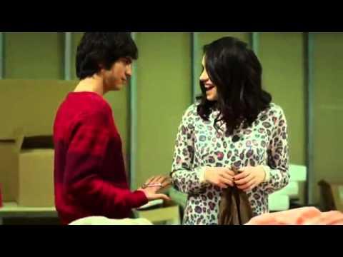 Medcezir 17.Bölüm Yaman Mira Mert Eylül Elbise Odası Sahnesi