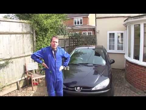 How To Change A Peugeot 206 1 1 Petrol Engine Cam Belt And