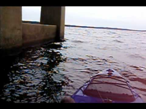 Crappie fishing on jordan lake nc from my kayak youtube for Jordan lake nc fishing