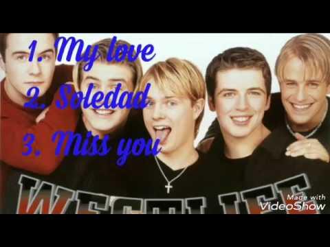 Westlife - bài hát tiếng anh hay nhất