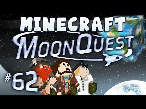 Minecraft Galacticraft - MoonQuest 62 - Mr Plough