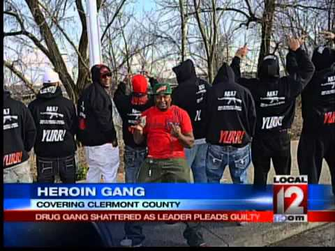 Heroin Gang Leader Convicted in Court