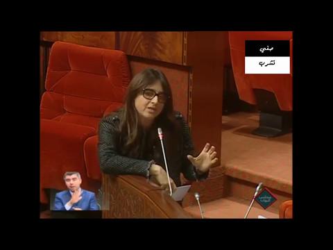وزيرة تثير سخرية المغاربة