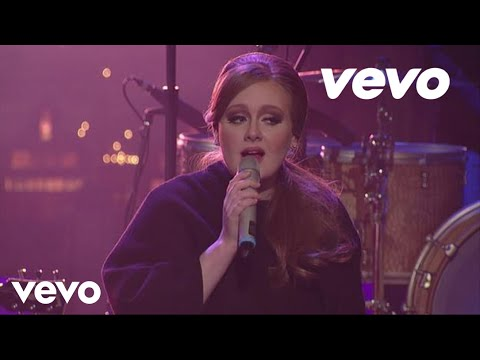 Make You Feel My Love (Live on Letterman)