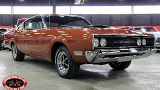 1969 Mercury Cyclone Test Drive Classic Muscle Car For