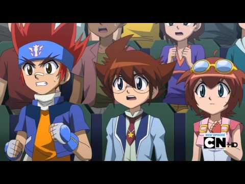 Beyblade Metal Fury - Episode 15 - Destroyer Dome