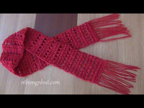 Móc khăn len quàng cổ (Engsub)
