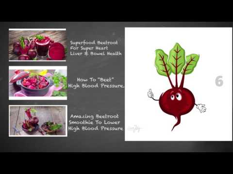 Health Benefits of Beetroots and why you should start Eating them!