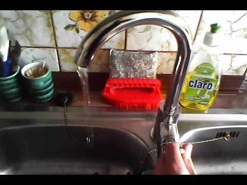 niederdruckarmatur wasser l uft nach untertisch ut boiler youtube. Black Bedroom Furniture Sets. Home Design Ideas