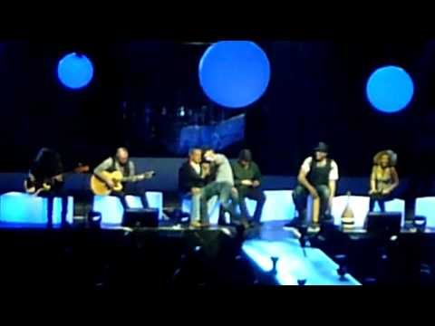 Madison Square Garden Enrique Iglesias Tour 2011 - Por Amarte (Live) [HD]