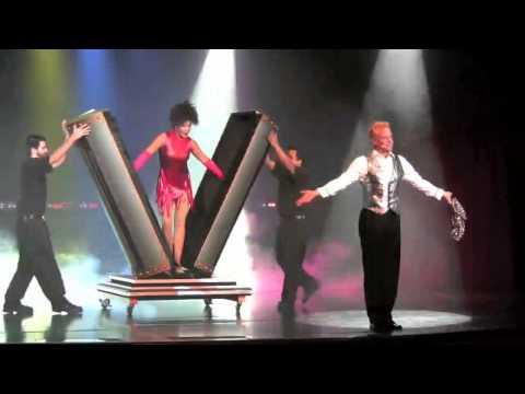 Offbroadway Entertainment - Magician Richard Burr