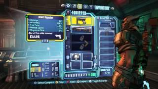 Borderlands The Pre Sequel Mods Level 99, Modded Health