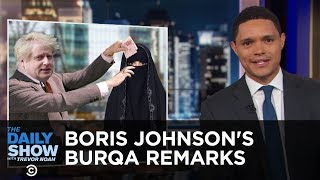 Popular Movies at the Oscars, Boris Johnson's Burqa Remarks & Crime-Fighting Cattle | The Daily Show