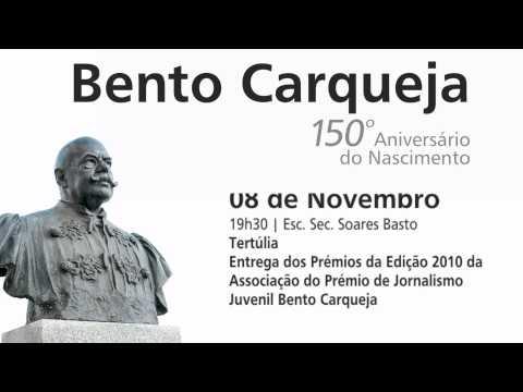 150º aniversário de Bento Carqueja