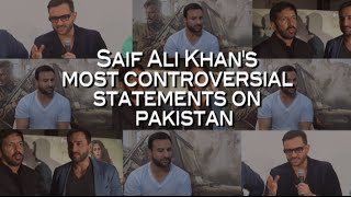 Saif Ali Khan FINALLY Burst out on Phantom being banned in Pakistan