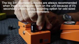 Watch the Trade Secrets Video, Loknob Installation Video