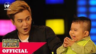 Người Hùng Tí Hon | Tập 12: Tài năng đặc biệt -  Minh Hoàng (Biệt đội Vui Nhộn)