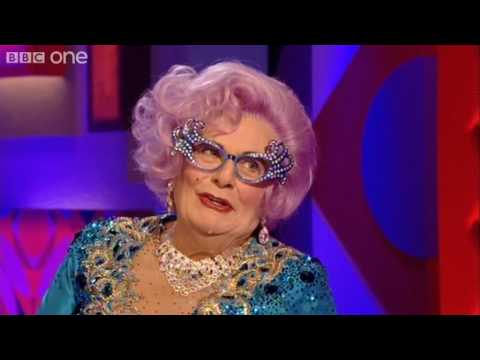 Dame Edna Everage's Life Lessons  - Friday Night with Jonathan Ross - BBC One